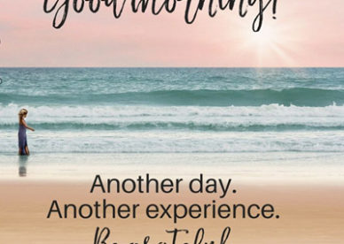 Be Grateful Good Morning Quotes & Wishes In English