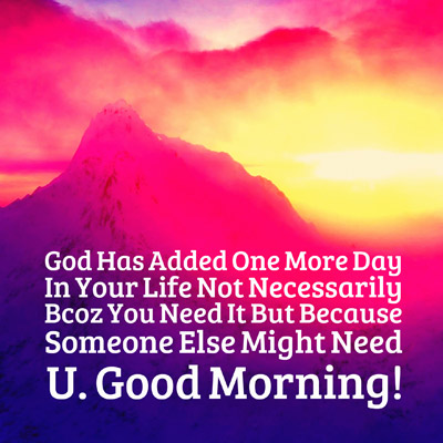 Quotes On Morning Good Morning Images Wishes and Quotes