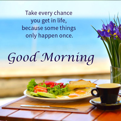 Sweet Good Morning Quotes Good Morning Images Wishes and Quotes