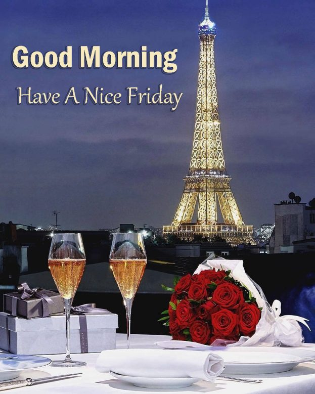 Free Good Morning Have A Nice Friday Images - Good Morning Images, Quotes, Wishes, Messages, greetings & eCards
