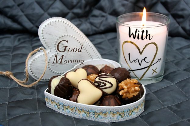 Good Morning With Love Photo - Good Morning Images, Quotes, Wishes, Messages, greetings & eCard
