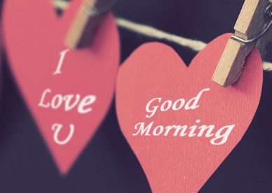Good Morning Red Heart With I Love You - Good Morning Images, Quotes, Wishes, Messages, greetings & eCard Images