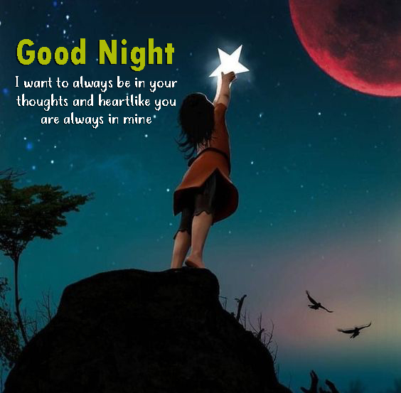 Good Night Love Stars Images  -Good Morning Images, Quotes, Wishes, Messages, greetings & eCard Images