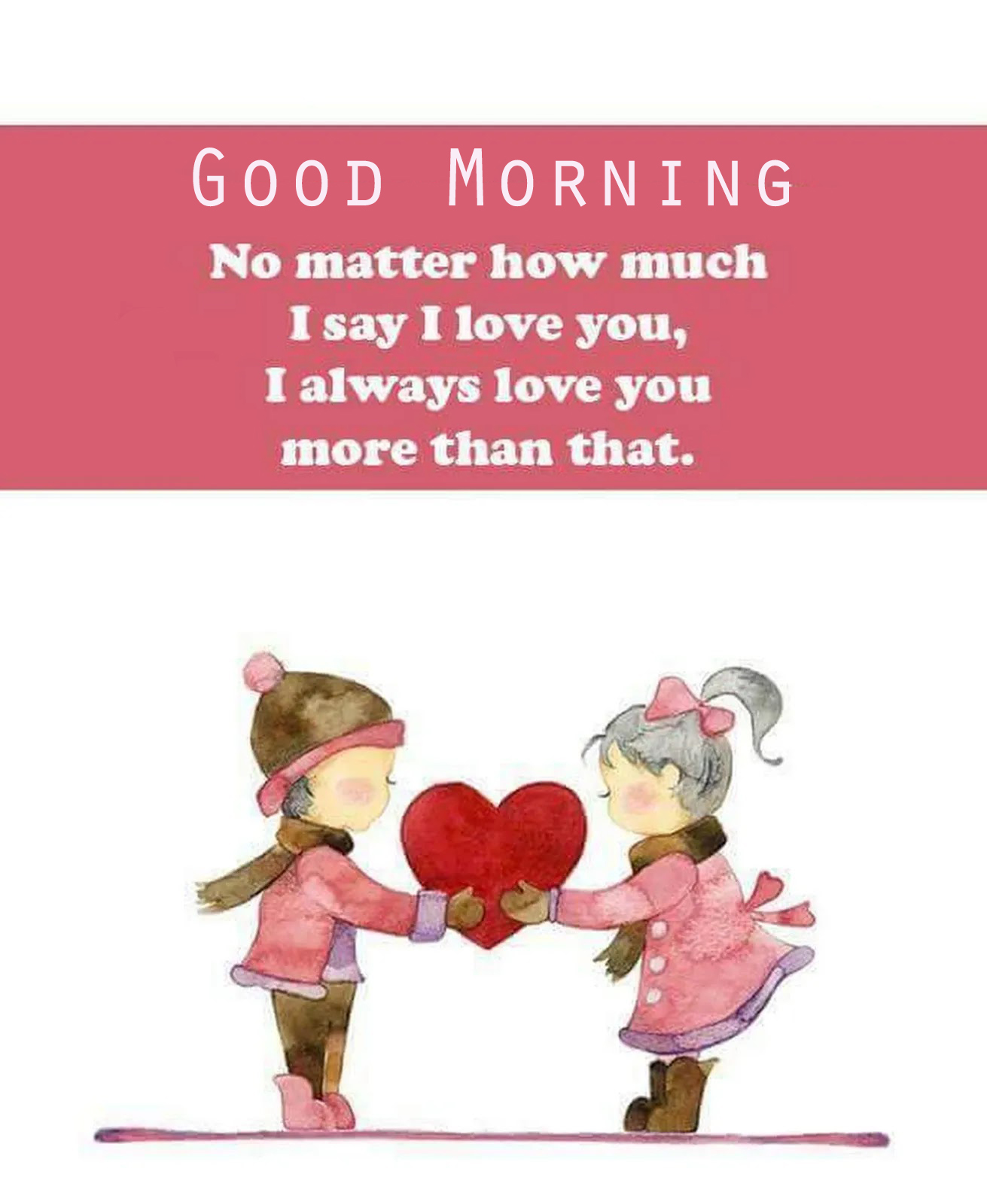 Good Morning I Always Love You - Good Morning Images
