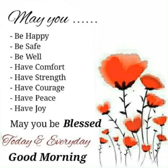 Good Morning Today & Everyday - Good Morning Images, Quotes, Wishes, Messages, greetings & eCard Images