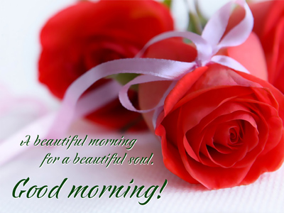 Flower Good Morning Photo For Lover With Quotes