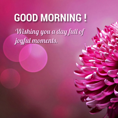 Morning Wishes For Someone Special - Good Morning Images
