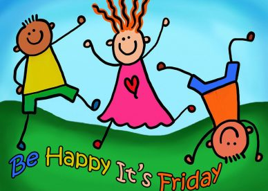 Be Happy It's Friday - Good Morning Images, Quotes, Wishes, Messages, greetings & eCards