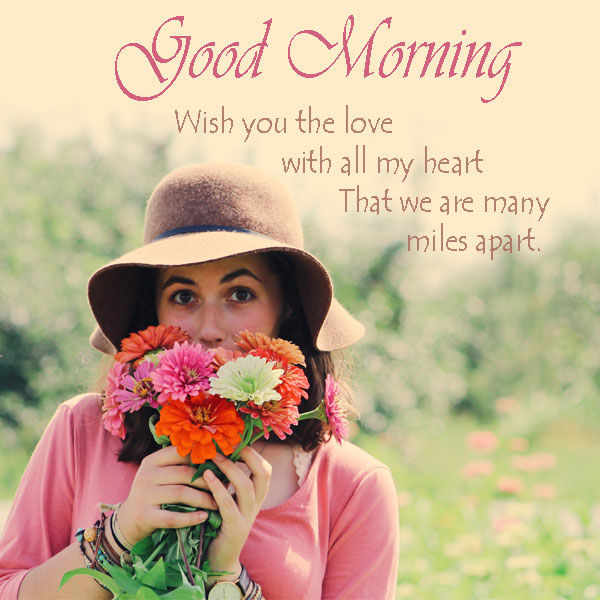 Good Morning Wish You The Love - Good Morning Images, Quotes, Wishes, Messages, greetings & eCards
