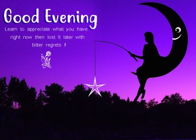 Good Evening Wallpaper HD - Good Morning Images, Quotes, Wishes, Messages, greetings & eCard Images