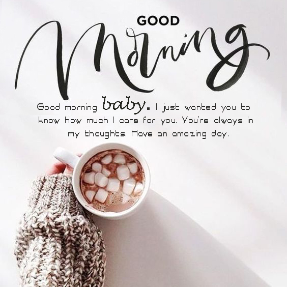 Good Morning Baby Love Messages - Good Morning Images, Quotes, Wishes, Messages, greetings & eCard Images - Good Morning Images, Quotes, Wishes, Messages, greetings & eCard Images