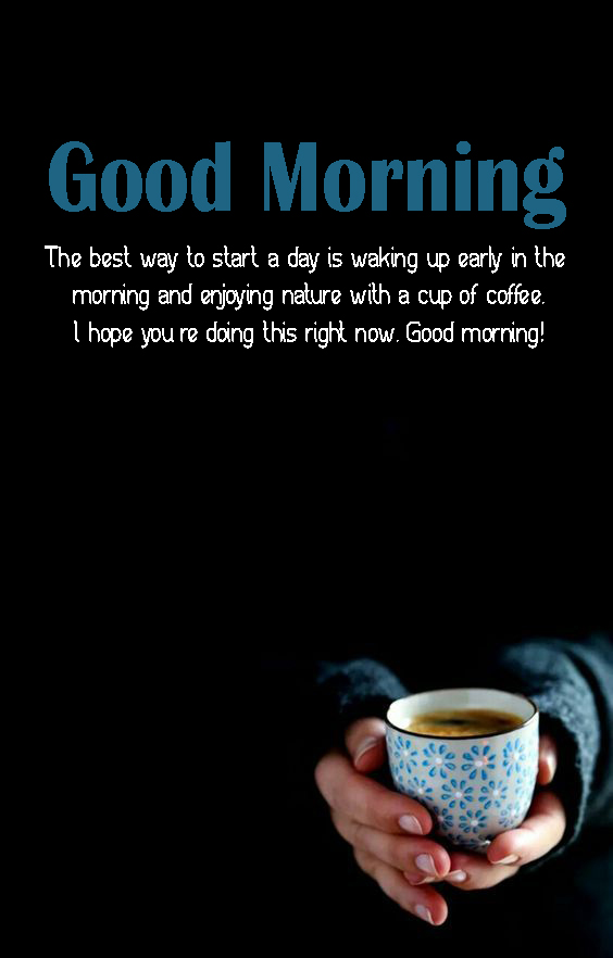 Good Morning Messages Photos Download