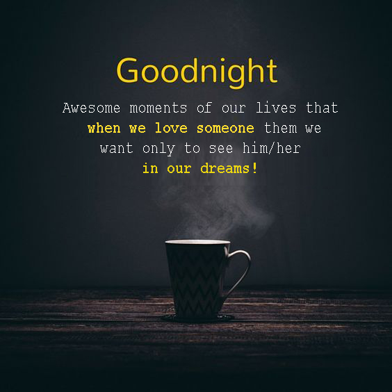 Good Night Images With Quotes - Good Morning Images, Quotes, Wishes, Messages, greetings & eCard Images