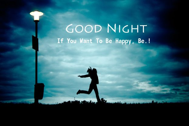 Good Night Be Happy - Good Morning Images, Quotes, Wishes, Messages, greetings & eCard Images