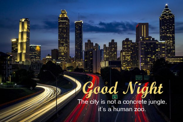 Good Night City Images - Good Morning Images, Quotes, Wishes, Messages, greetings & eCard Images