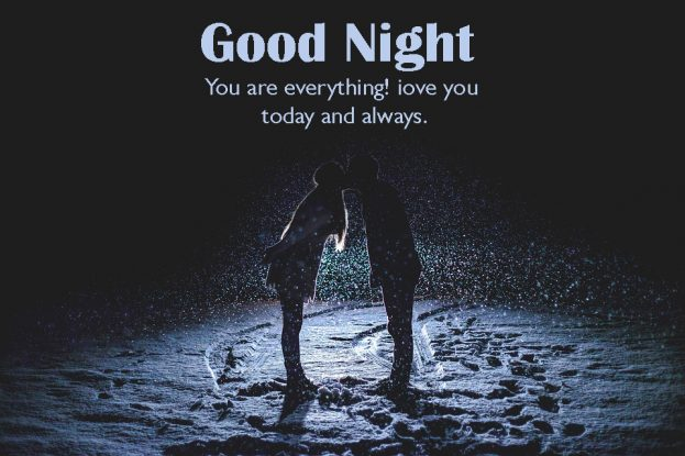 Good Night Love Kiss Images - Good Morning Images, Quotes, Wishes, Messages, greetings & eCard Images