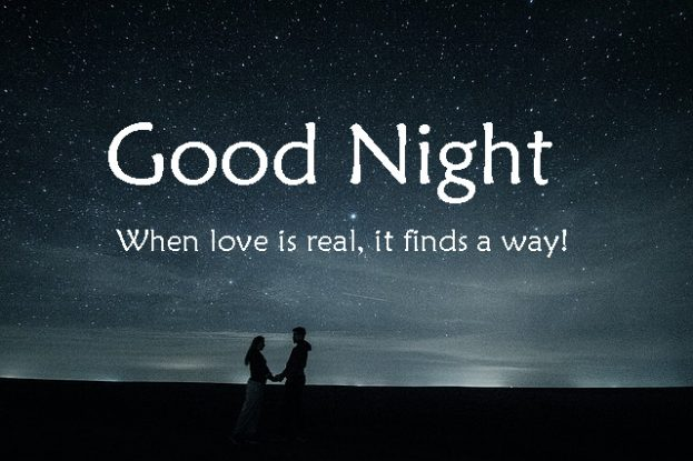 Good Night Real Love - Good Morning Images, Quotes, Wishes, Messages, greetings & eCard Images