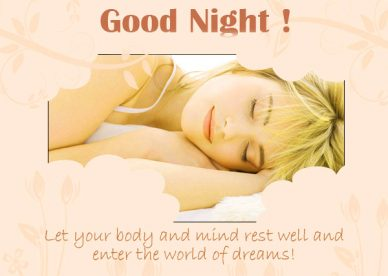 Good Night World Of Dreams - Good Morning Images, Quotes, Wishes, Messages, greetings & eCard Images Good Morning Images, Quotes, Wishes, Messages, greetings & eCard Images