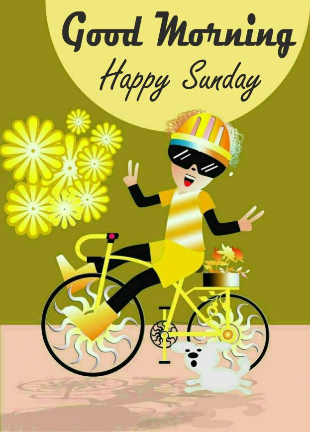 Good Morning Happy Sunday Images - Good Morning Images, Quotes, Wishes, Messages, greetings & eCard Images