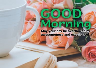 Good Morning Quotes Images for Facebook and WhatsApp - Good Morning Images, Quotes, Wishes, Messages, greetings & eCard Images