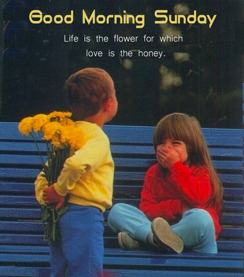Good Morning Sunday Love Images - Good Morning Images, Quotes, Wishes, Messages, greetings & eCard Images
