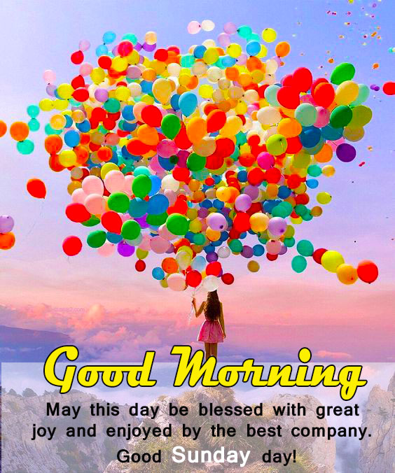 Good Morning Sunday Wishes Photo for Facebook - Good Morning Images, Quotes, Wishes, Messages, greetings & eCard Images