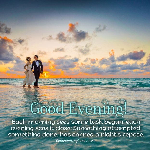 Awesome Good Evening Images for your partner - Good Morning Images, Quotes, Wishes, Messages, greetings & eCard Images