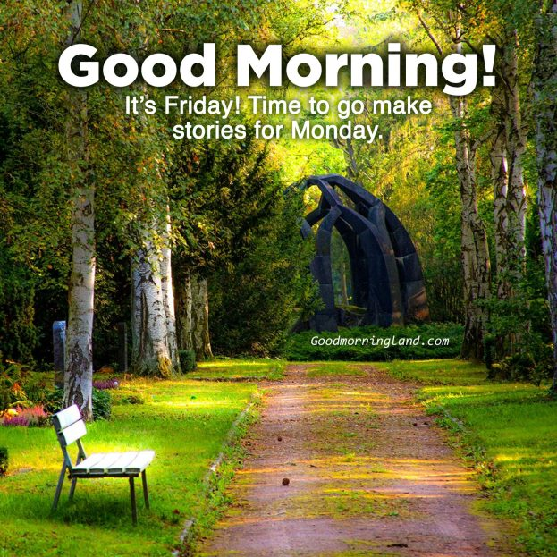 Best Good morning Friday images for WhatsApp - Good Morning Images, Quotes, Wishes, Messages, greetings & eCard Images