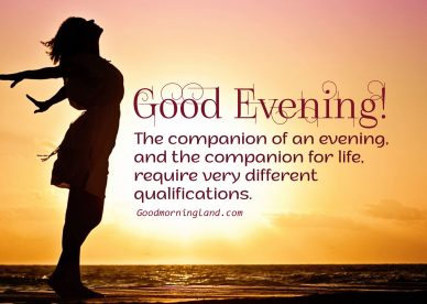 Download and share Good Evening Images - Good Morning Images, Quotes, Wishes, Messages, greetings & eCard Images