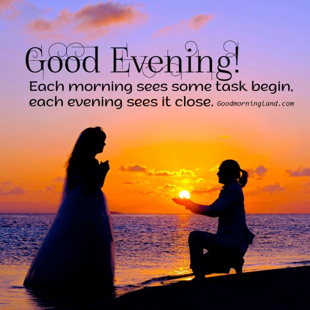 Easily Downloadable Good Evening Images - Good Morning Images, Quotes, Wishes, Messages, greetings & eCard Images