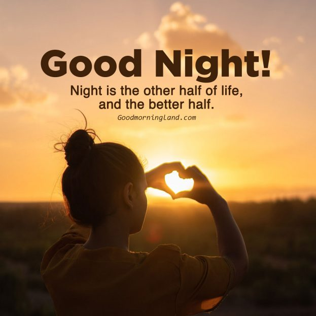 End your lovely day with lovely Good Night Images - Good Morning Images, Quotes, Wishes, Messages, greetings & eCard Images
