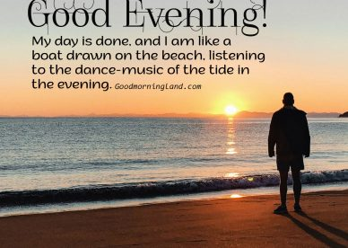 Good Evening Images for Whatsapp - Good Morning Images, Quotes, Wishes, Messages, greetings & eCard Images
