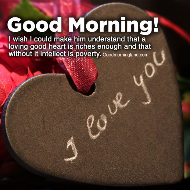 Good Morning Hearts Images for your spouse - Good Morning Images, Quotes, Wishes, Messages, greetings & eCard Images