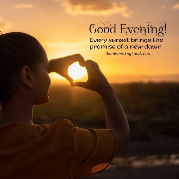 Lovely Good Evening Images for everyone - Good Morning Images, Quotes, Wishes, Messages, greetings & eCard Images