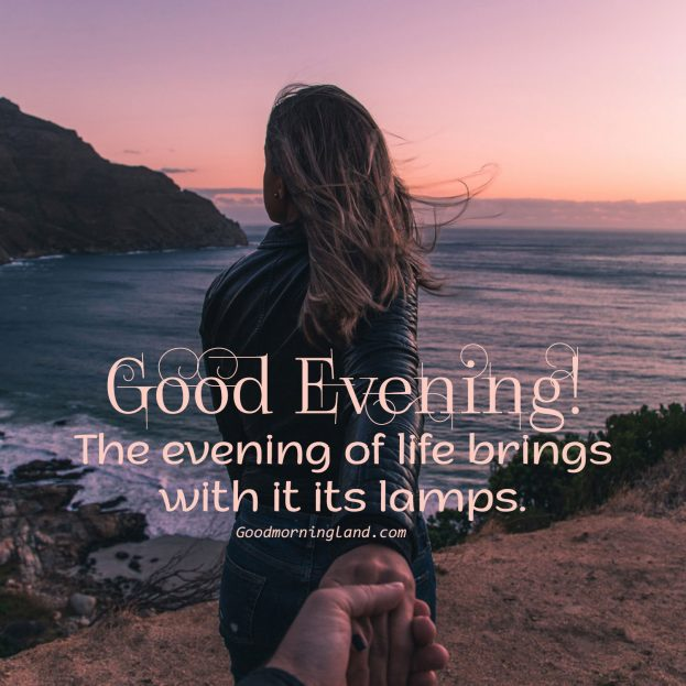 Make your partner happy with Good Evening Images - Good Morning Images, Quotes, Wishes, Messages, greetings & eCard Images
