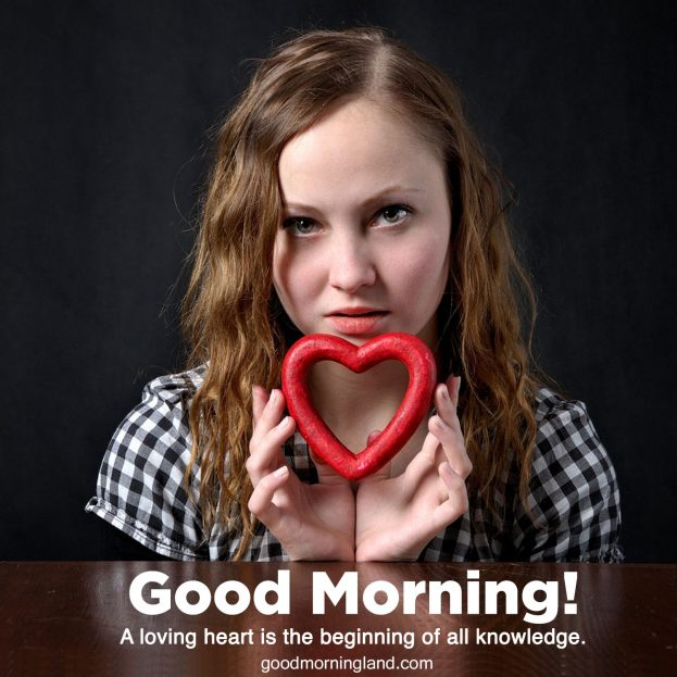 Send Good Morning Hearts Images to your loved ones - Good Morning Images, Quotes, Wishes, Messages, greetings & eCard Images