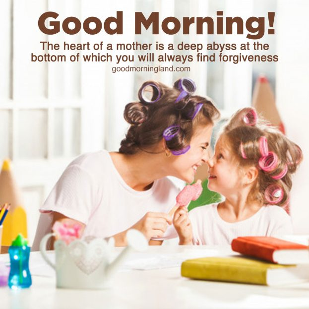 Send your mother lovely Good morning mom images - Good Morning Images, Quotes, Wishes, Messages, greetings & eCard Images.
