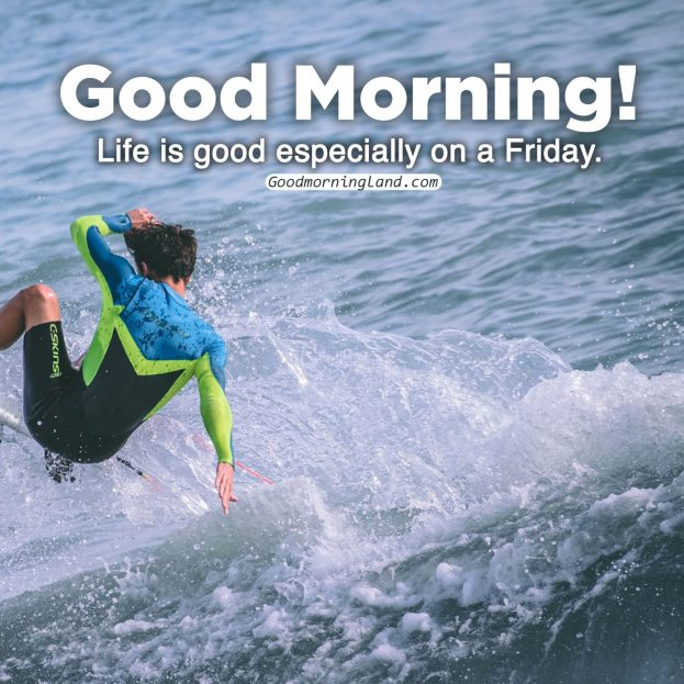 Sunny Day, Lovely Friday - Good Morning Images, Quotes, Wishes, Messages, greetings & eCard Images