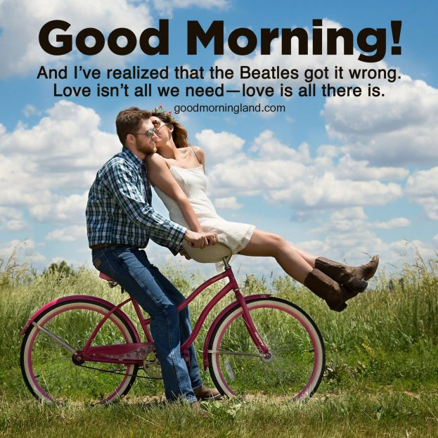 Beautiful Good Morning romantic images for lovers 2021 - Good Morning Images, Quotes, Wishes, Messages, greetings & eCard Images.