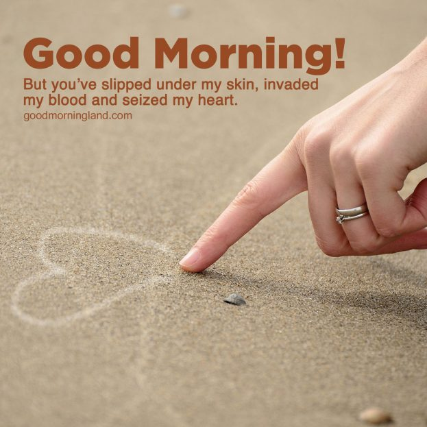 Enjoy your morning with Good Morning romantic images - Good Morning Images, Quotes, Wishes, Messages, greetings & eCard Images.