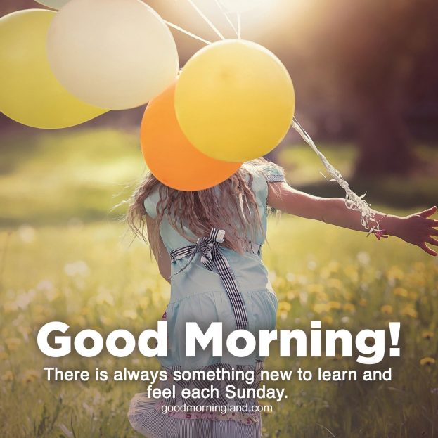 Latest 2020 Good morning Sunday morning images - Good Morning Images, Quotes, Wishes, Messages, greetings & eCard Images.