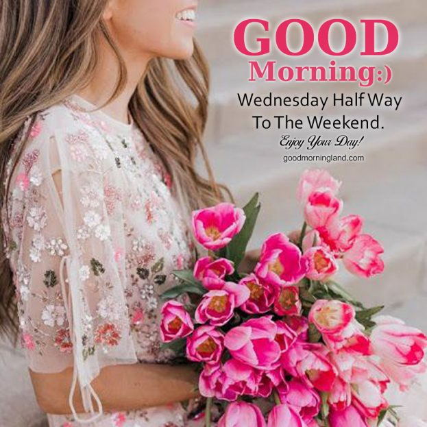 Good morning Wednesday images for your loved ones 2021 - Good Morning Images, Quotes, Wishes, Messages, greetings & eCard Images.
